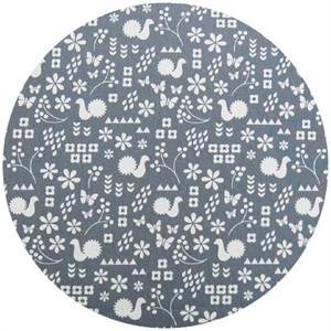 Ellen Luckett Baker, Garden, Critter Stamp Grey