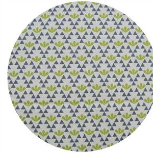 Ellen Luckett Baker, Garden, Triangles Grey
