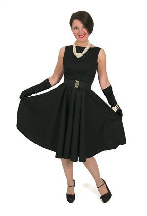 Eliza M Vintage Style Sewing Patterns, Audrey Dress