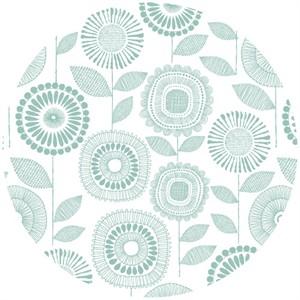 Eloise Renouf, Shape of Spring, Organic, Petal Print Sage