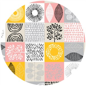 Eloise Renouf, Shape of Spring, Organic, Spring Scrapbook Petal Pink