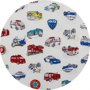 Cosmo Textiles, Emergency Vehicles Cream