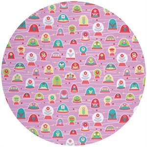 Erin McMorris, La Dee Da, Bubbles Violet