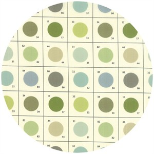Erin Michael for Moda Fabrics, Purebred, Painter's Palette Green