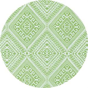 Joel Dewberry for Free Spirit, Cali Mod, Ethnic Diamond Cactus