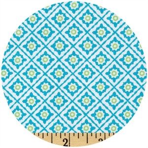 Exclusively Quilters, Gypsy, Diamond Turquoise