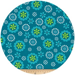 Exclusively Quilters, Gypsy, Foulard Turquoise