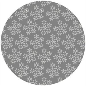 Exclusively Quilters, Shades Of Grey, Daisy Bunch Grey