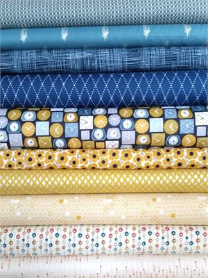 Fabricworm Custom Bundle, Stitchen Kitchen 10 Total