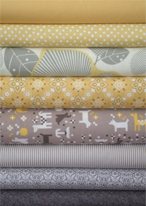 Fabricworm Custom Bundle, Alpaca Your Bags in FAT QUARTERS 8 Total