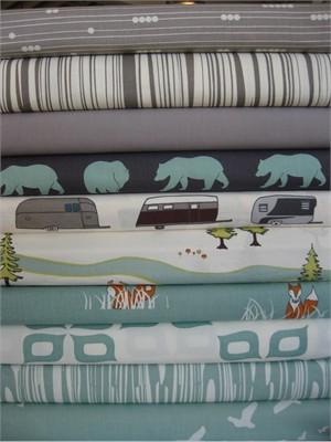 Fabricworm Custom Bundle, Bear Mountain 10 Total