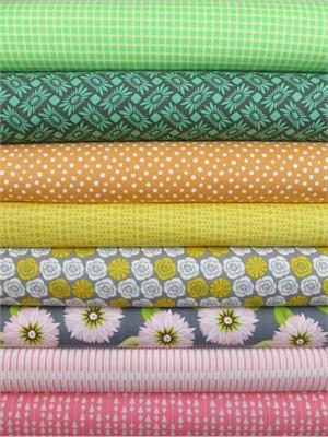 Fabricworm Custom Bundle, Days of Spring 8 Total