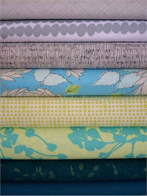 Fabricworm Custom Bundle, From Grace in FAT QUARTERS 8 Total