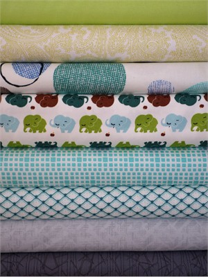 Fabricworm Custom Bundle, From Sam F. 8 Total