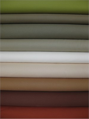 Fabricworm Custom Bundle, Kona Necessary Neutrals Sampler, 9 Total