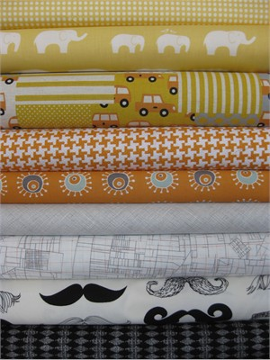 Fabricworm Custom Bundle, Merry Christmas From Sam in FAT QUARTERS 9 Total