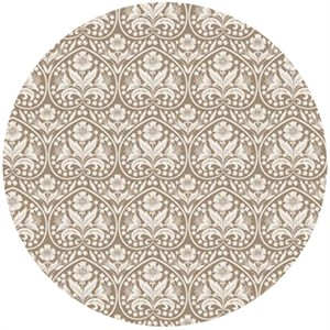 Fabric Freedom, Arts and Crafts, Damask Tan