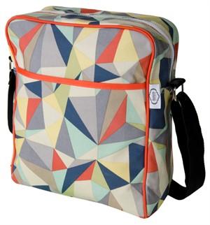 Fabricworm Gift, Facet Pilot Bag