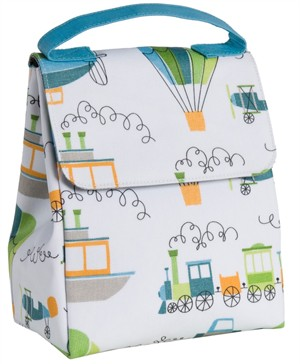 Fabricworm Gift, TallyHo Lunch Tote