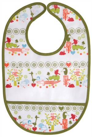 Fabricworm Gift, Zazza Bib