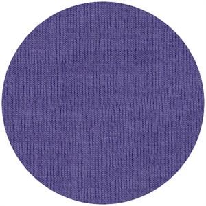 Fabricworm Jersey KNIT, Organic Solids, Amethyst