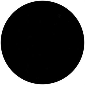 Fabricworm Jersey KNIT, Organic Solids, Black