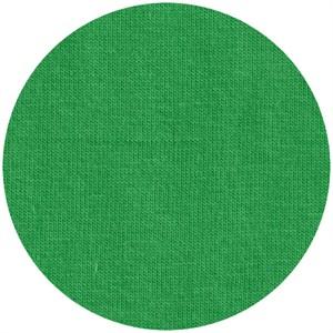 Fabricworm Jersey KNIT, Organic Solids, Clover