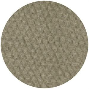Fabricworm Jersey KNIT, Organic Solids, Woodland