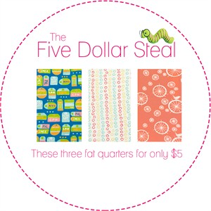 Five Dollar Steal, Getaway in FAT QUARTERS 3 Total