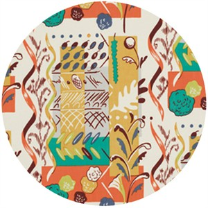 Felicity Miller, Charleston Farmhouse, Sampler Ochre
