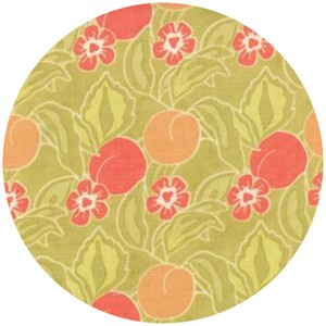 Fig Tree & Co., Mirabelle, Orchard Light Green