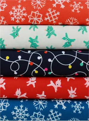 Cotton and Steel, Garland, FLANNEL 5 Total