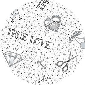Libs Elliot for Andover, True Love, Flash White