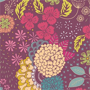 Fleet & Flourish by Maureen Cracknell for Art Gallery Fabrics