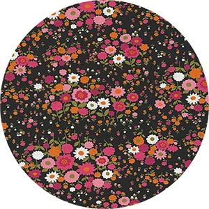 Sevenberry for Robert Kaufman, Petite Garden, Floral Meadow Blossom