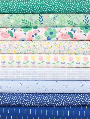 Cathy Nordström for Andover, Floral Splendor, Leaf  9 Total