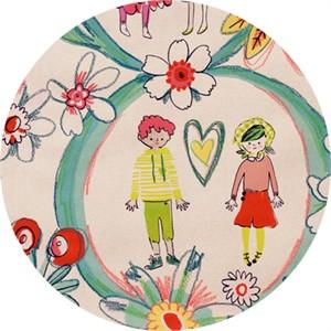 Alexander Henry, Flower Children Tea Dye