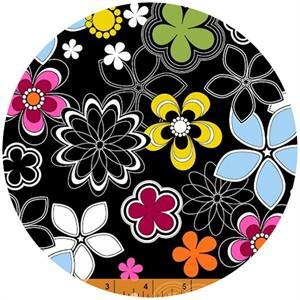 French Bull, Delight, Flower Pop Black
