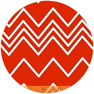 French Bull, Ziggy, Ziggy Chevron Red