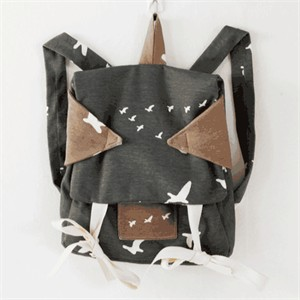 Free PDF Pattern | Take Flight Knapsack | by See Kate Sew