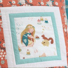 Free Tutorial: Blocks From The Fort by Beth of Plum and June