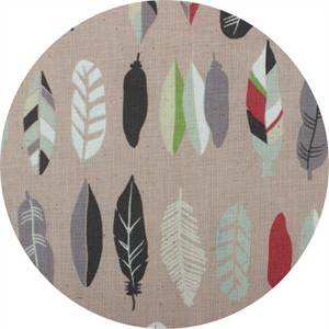 Japanese Import, CANVAS, Funky Feathers Pink