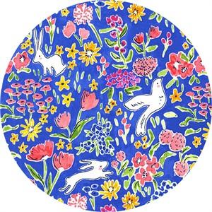 Sarah Jane for Michael Miller, Sommer, Garden Blueberry