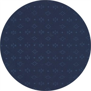 Hoffman Fabrics, Indah BATIKS, Geo Dragonfly Indigo
