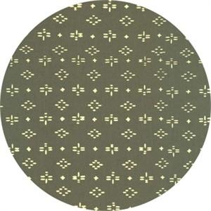 Hoffman Fabrics, Indah BATIKS, Geo Dragonfly Slate