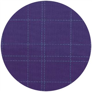 Gina Martin for Moda, Sewing Box, Stitch Purple
