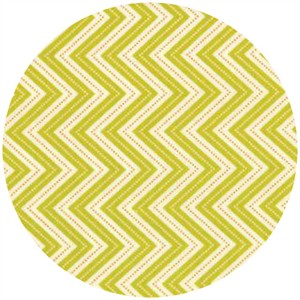 Gina Martin for Moda, Wrens & Friends, Chevron Leaf