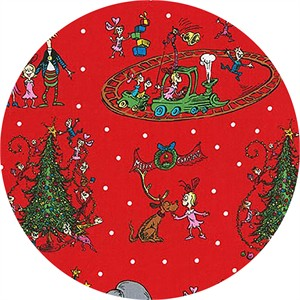 Robert Kaufman, How The Grinch Stole Christmas 6, Main Red