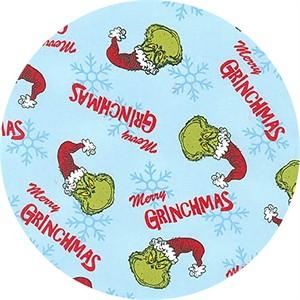 Robert Kaufman, How The Grinch Stole Christmas 6, Grinchmas Light Blue
