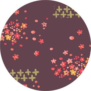 Monaluna, ORGANIC, Haiku, Scattered Petals